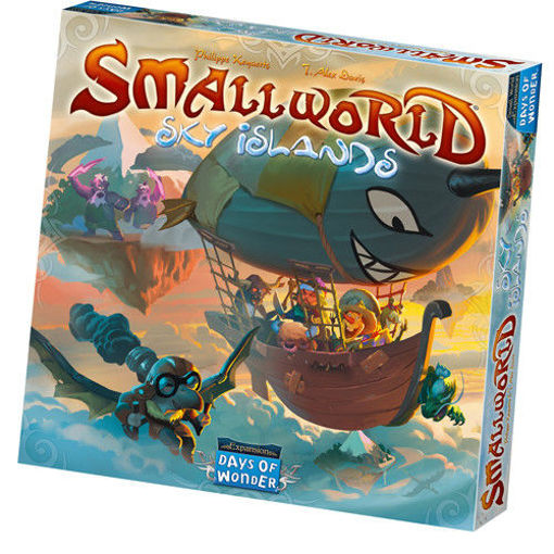 Picture of Small World: Sky Islands Expansion