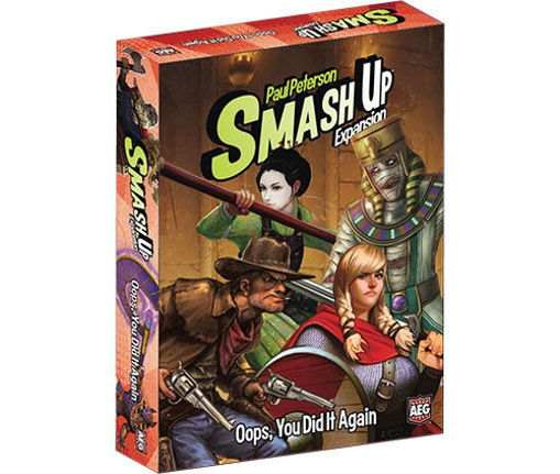 Picture of Smash Up: Oops You Did It Again