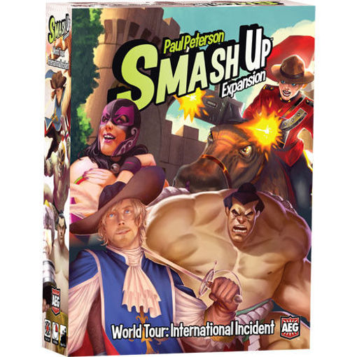 Picture of Smash Up: World Tour - International Incident Expansion