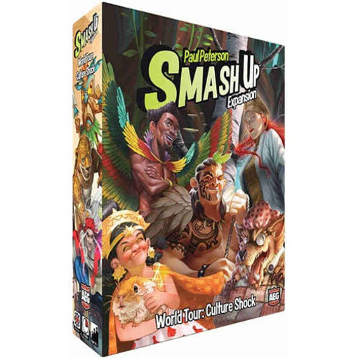 Picture of Smash Up: World Tour Culture Shock