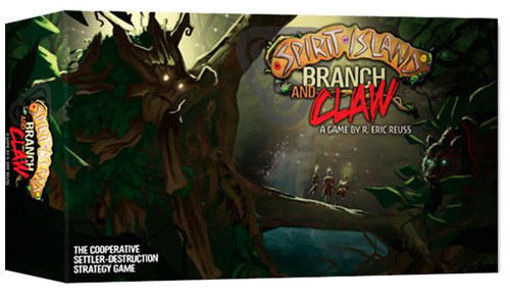Picture of Spirit Island: Branch and Claw Expansion