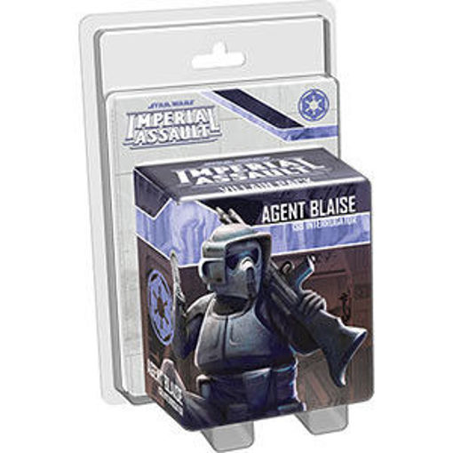 Picture of Star Wars Imperial Assault: Agent Blaise Villain Pack