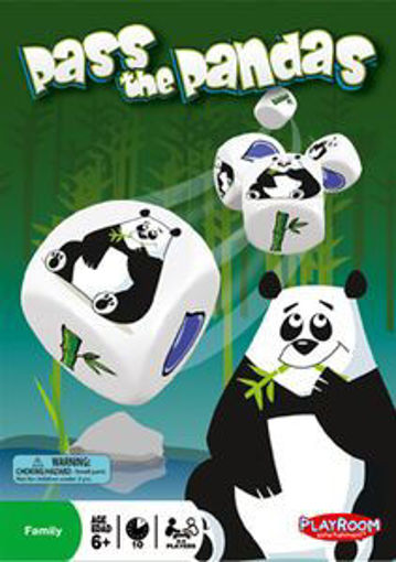 Picture of Pass the Pandas Deluxe