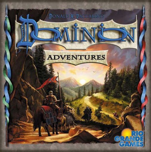 Picture of Dominion: Adventures Expansion