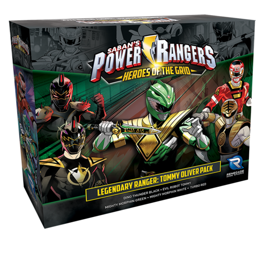 Picture of PR: Ho/tG: Tommy Oliver