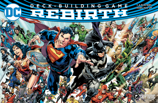 Picture of DC DBG Rebirth