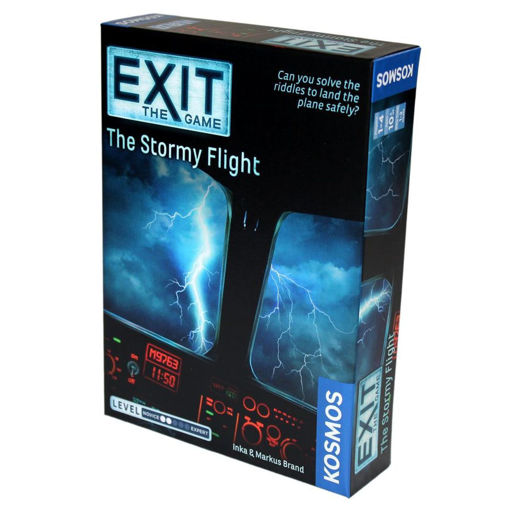 Picture of Exit: The Stormy Flight