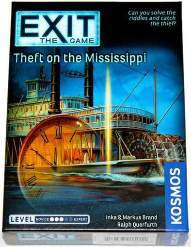 Picture of Exit: Theft on the Mississippi