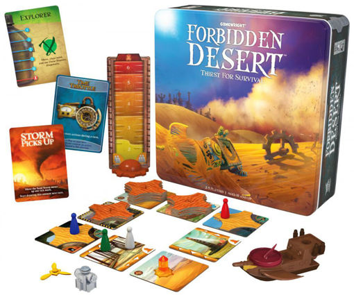 Picture of Forbidden Desert: Thirst for Survival