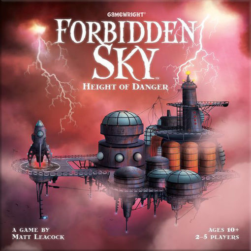 Picture of Forbidden Sky