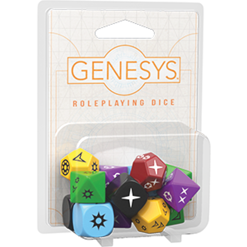 Picture of Genesys RPG: Dice Pack