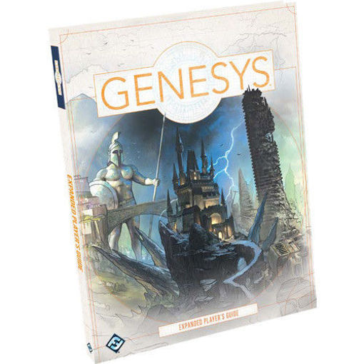 Picture of Genesys RPG: Expanded Player`s Guide Hardcover