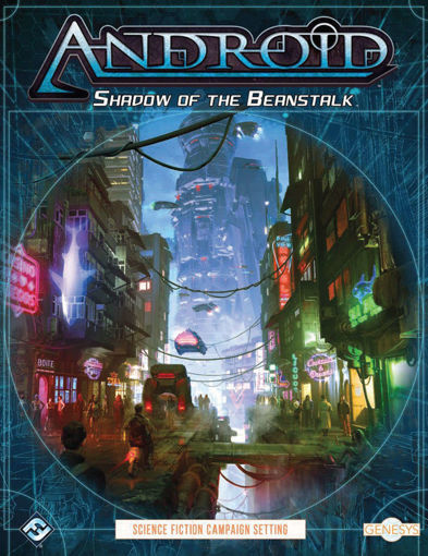 Picture of Genesys RPG: Shadow of the Beanstalk Hardcover