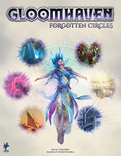 Picture of Gloomhaven: Forgotten Circles Expansion