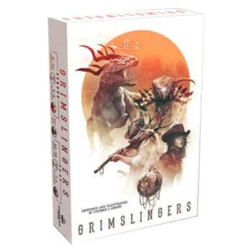 Picture of Grimslingers 3rd Edition
