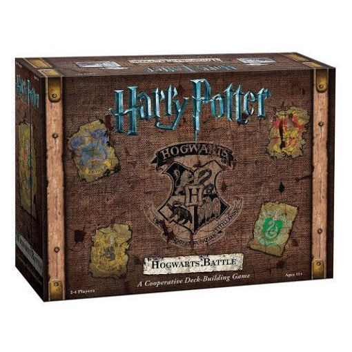 Picture of Harry Potter Hogwarts Battle Deckbuilding Game