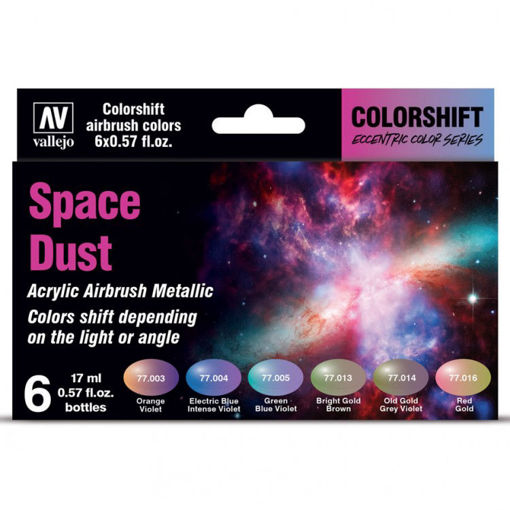 Picture of Color Shift Paint: Space Dust