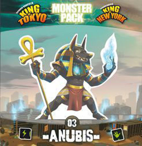 Picture of King of Tokyo: New York Anubis Monster Pack