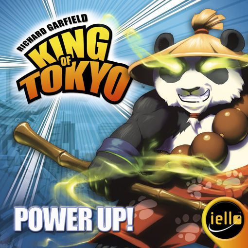 Picture of King of Tokyo: Power Up Expansion 2017