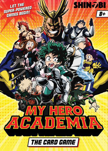 Picture of My Hero Academia Card Game