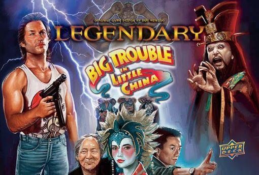 Picture of Legendary: Big Trouble In Litt