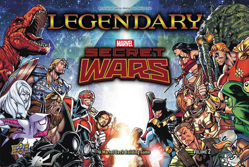Picture of Legendary Dbg: Secret Wars 2
