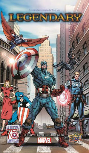 Picture of Legendary: Captain America