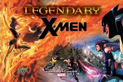 Picture of Legendary DBG: X-Men