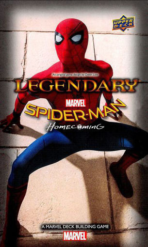 Picture of Legendary: Spiderman Homecomin