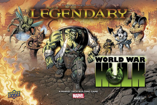 Picture of Legendary: World War Hulk