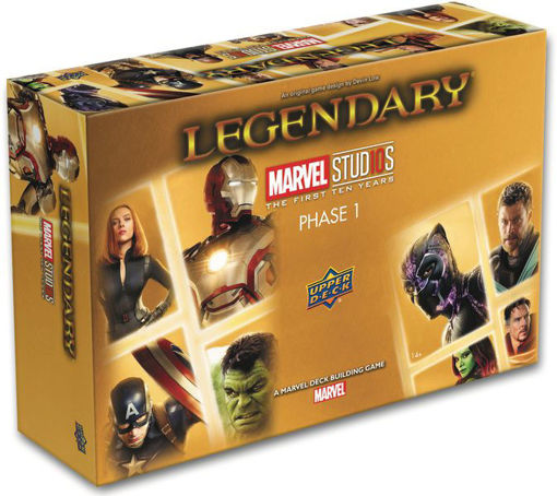Picture of Legendary: Marvel Cinema 10th