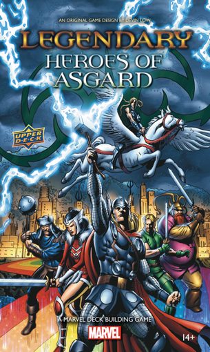 Picture of Legendary: Heroes of Asgard