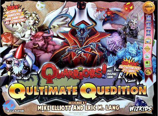 Picture of Quarriors Qultimate Quedition