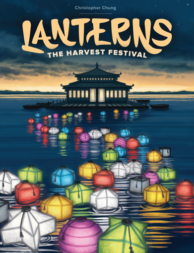 Picture of Lanterns: The Harvest Festival