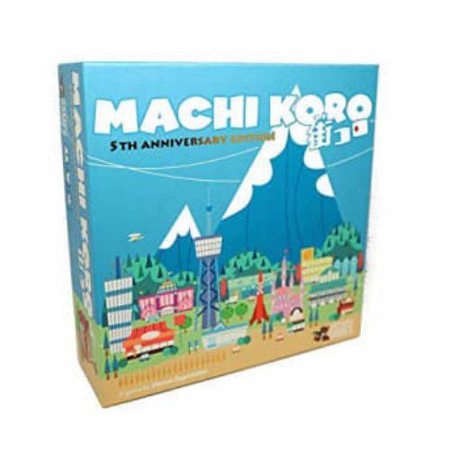 Picture of Machi Koro: 5th Anniversary Edition