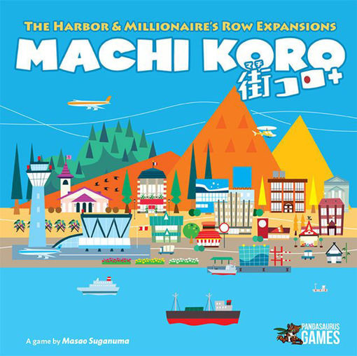 Picture of Machi Koro: 5th Anniversary Expansions