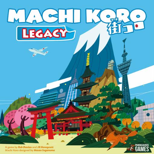 Picture of Machi Koro: Legacy