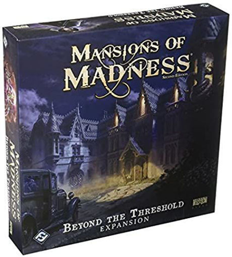 Picture of Mansions of Madness 2nd Edition: Beyond the Threshold Expansion