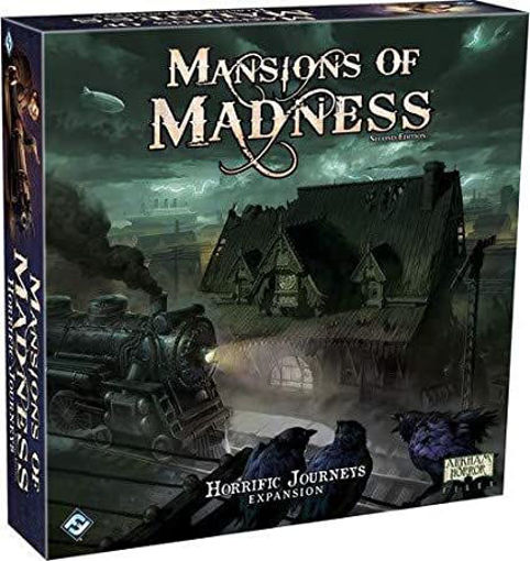 Picture of Mansions of Madness 2nd Edition: Horrific Journeys Expansion