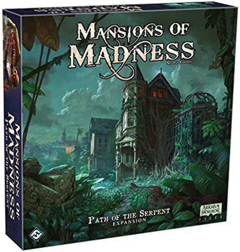 Picture of Mansions of Madness 2nd Edition: Path of the Serpent Expansion