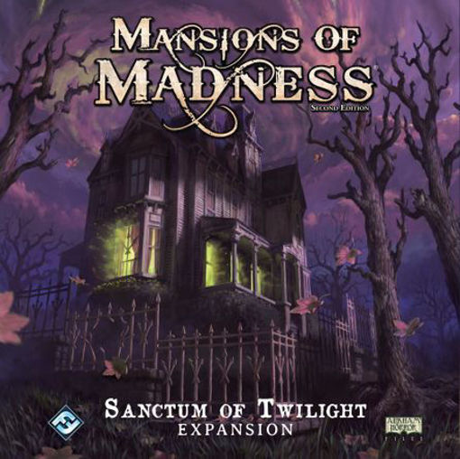 Picture of Mansions of Madness 2nd Edition: Sanctum of Twilight Expansion