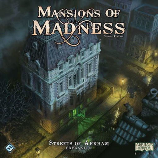 Picture of Mansions of Madness 2nd Edition: Streets of Arkham Expansion