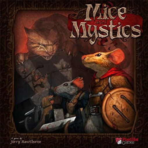 Picture of Mice and Mystics