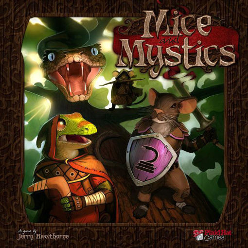 Picture of Mice and Mystics: Downwood Tales Expansion