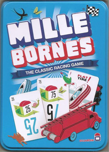Picture of Mille Bornes - The Classic Racing Game