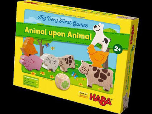 Picture of My Very First Games: Animal Upon Animal