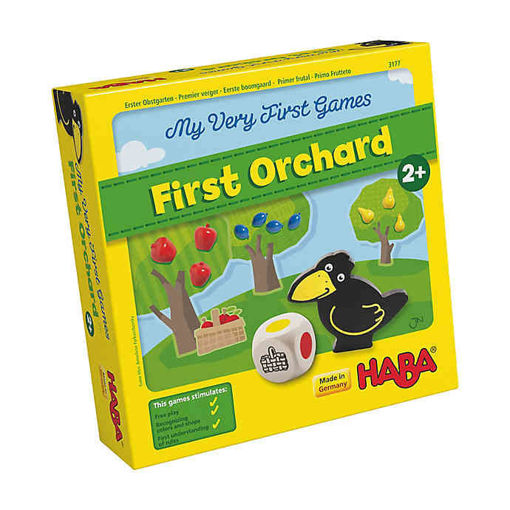 Picture of My Very First Games: My First Orchard