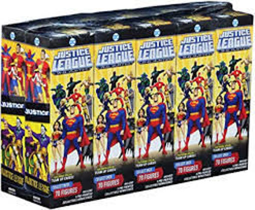 Picture of DC HeroClix: Justice League Unlimited Booster Brick