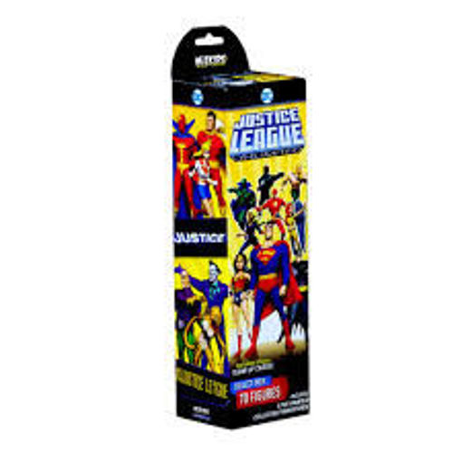 Picture of DC HeroClix: Justice League Unlimited Booster