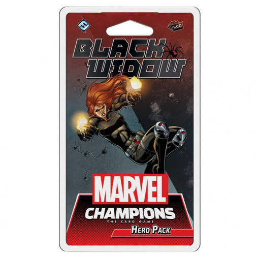 Picture of Marvel Champions: Black Widow